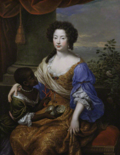 NPG 497; Louise de KÈroualle, Duchess of Portsmouth