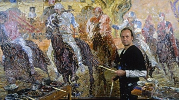 Artist Marco Sassone has an upcoming exhibit spanning his entire career at the Berenson Fine Art Gallery.